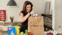 Amazon ya es un supermercado: enviará productos frescos a casa en una