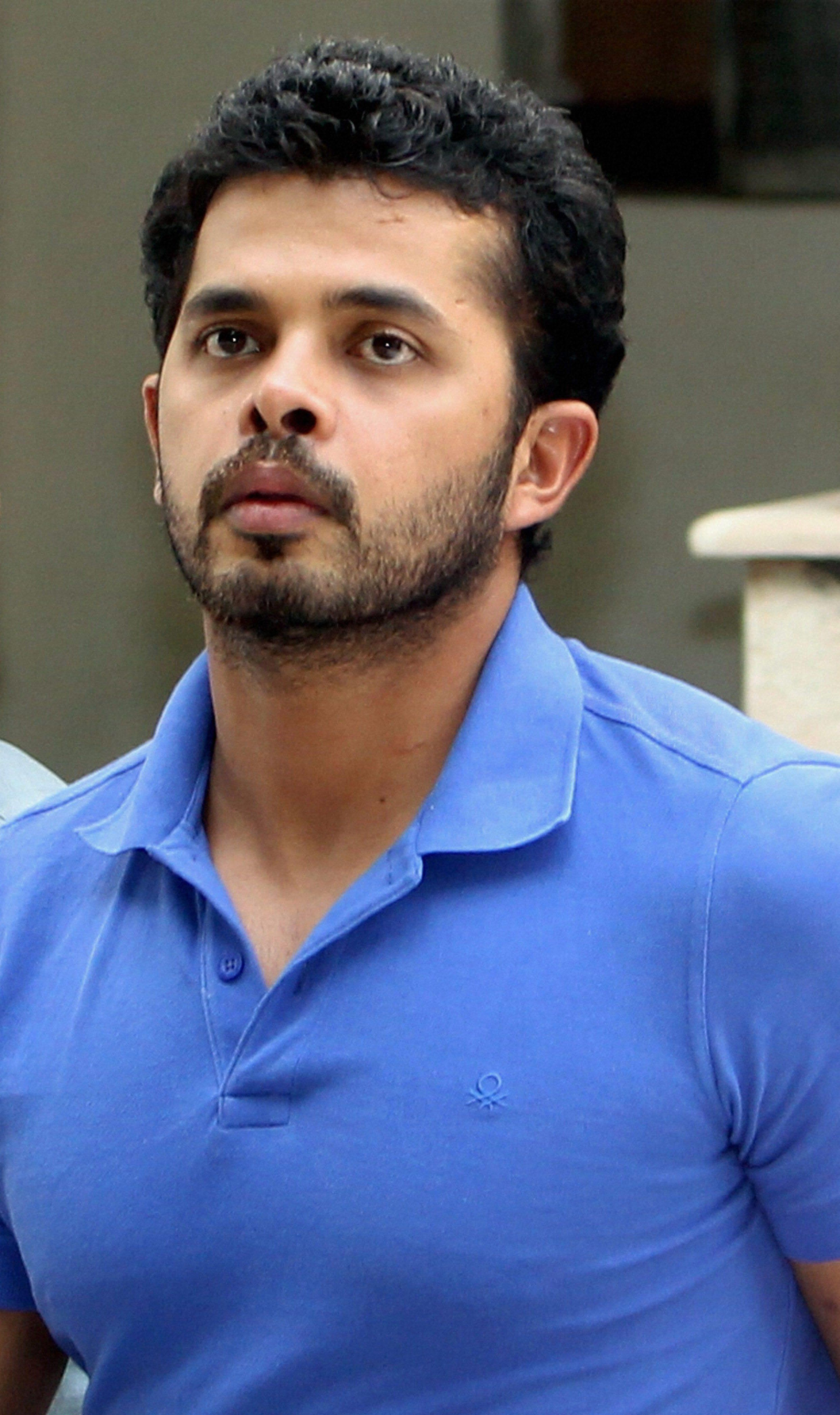 Sreesanth's Life Ban Set Aside By Supreme Court, BCCI To Reconsider