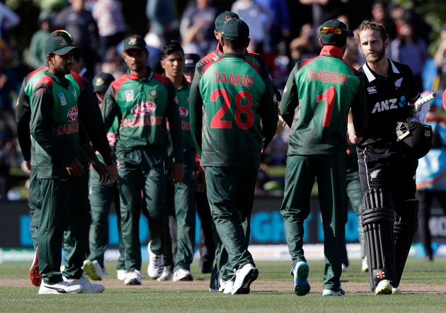 Bangladesh Cricket Team Escapes Shooting At Mosque In New