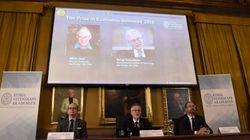 Nobel de Economía por las aportaciones a la 'teoría de los