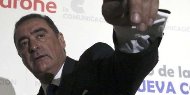 Carlos Herrera, a un antitaurino que le dice