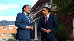 Rajoy y Sánchez se reunirán en Moncloa este