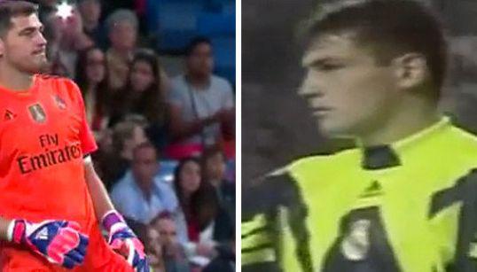 Del último al primer partido: 9 momentos de la carrera de Casillas en el
