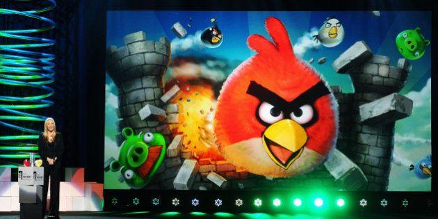 La NSA utiliza aplicaciones como 'Angry Birds' para