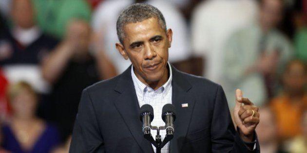 Obama estudia una acción militar en Siria: