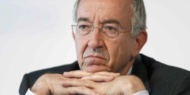 Fernández Ordóñez, gobernador del Banco de España, dejará el cargo el 10 de junio, un mes antes de lo