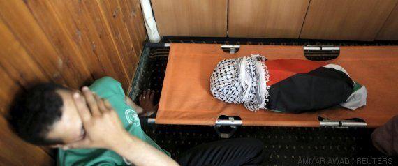 Israel investigará un vídeo en el que radicales judíos apuñalan la foto de un bebé palestino