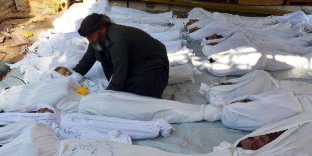 El régimen sirio acusa a los rebeldes de usar armas