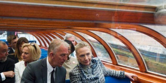 Clinton exige más presión contra el régimen