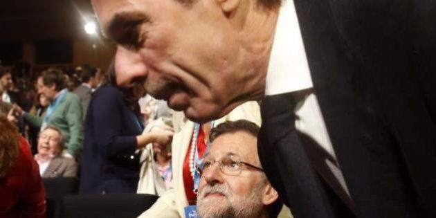 Rajoy dice que el gobierno de Aznar redujo menos el déficit que el