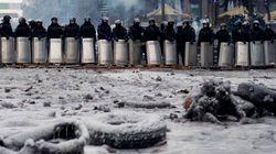 Ucrania cede a las protestas y revoca las polémicas leyes