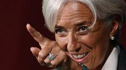 FMI, a Grecia: Perdón por las palabras de