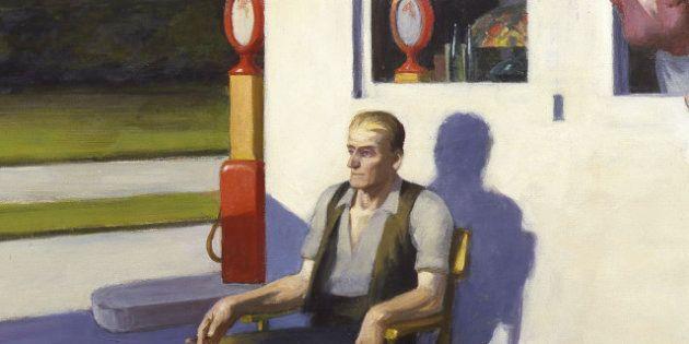 Hopper en el Museo Thyssen: su mayor muestra en Europa