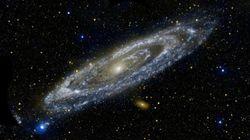 Andrómeda chocará con la Vía Láctea... en 4.000 millones de