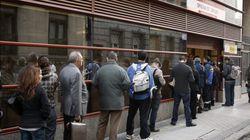 El desempleo baja en mayo: 30.113 parados