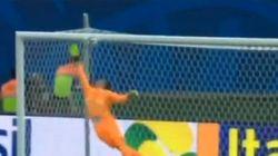 El gol de James Rodríguez, el mejor gol del Mundial