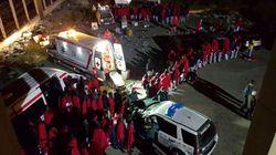 Mueren dos inmigrantes cuando trataban de llegar a Ceuta en plena