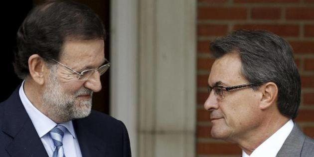 Rajoy y Mas se reunirán el 30 de