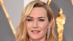 Por qué le dio las gracias Kate Winslet a la compañera de colegio que la