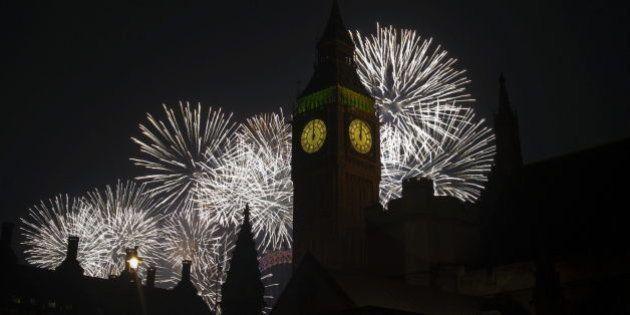 Año Nuevo: así se celebra la llegada del 2015 en todo el mundo