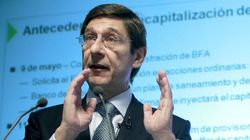 Goirigolzarri dejará Bankia si se rebajan 'sustancialmente' los 23.465 millones de ayuda del