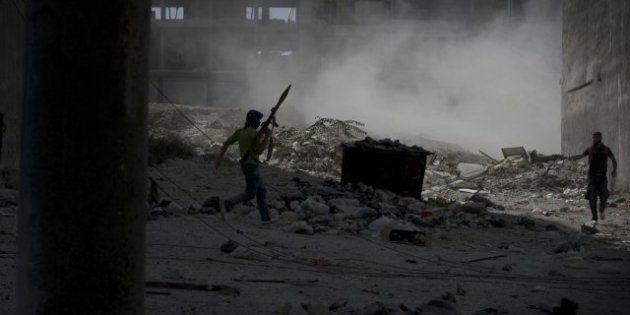 La oposición siria denuncia la jornada más sangrienta: 343 muertos sólo el