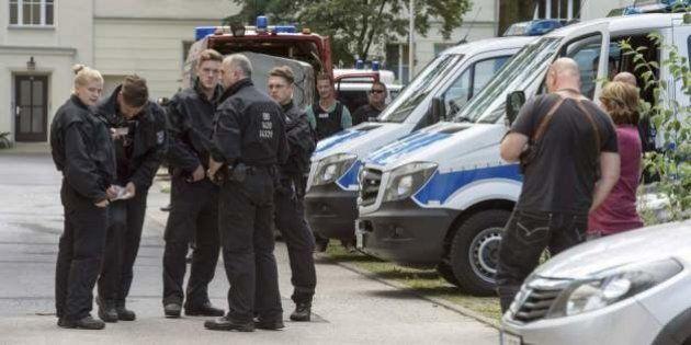 Detenidos en Alemania tres refugiados sirios sospechosos de colaborar con