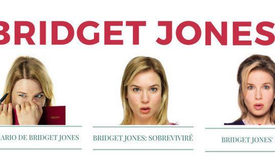 ¿Cómo ha evolucionado Bridget Jones en las tres películas de la