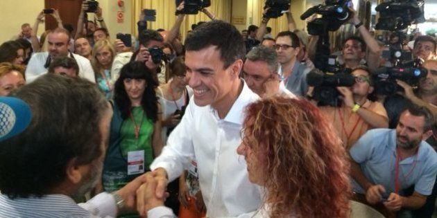 EN DIRECTO: El congreso del PSOE para proclamar a Sánchez secretario