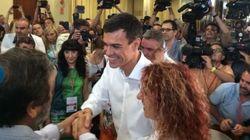 El congreso del PSOE para proclamar a Sánchez, EN