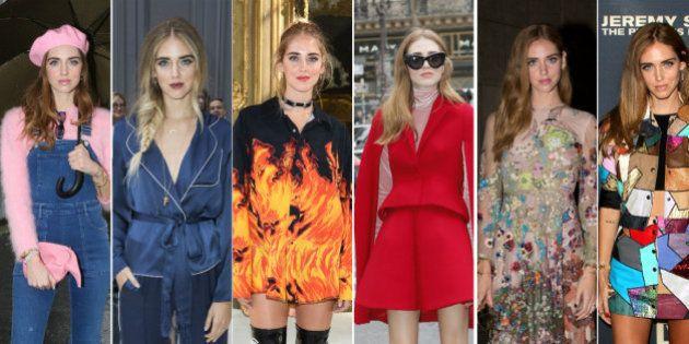14 cosas que no sabías sobre Chiara Ferragni, la reina de la moda en las redes