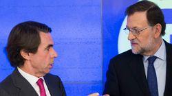 Aznar pide a Rajoy un congreso abierto del