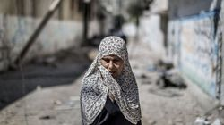Gaza reducida a escombros: 19 fotos durante el día de tregua en la