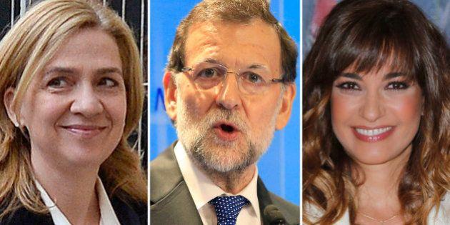 Los españoles regalarían carbón a Mariano Rajoy, la infanta Cristina y Mariló