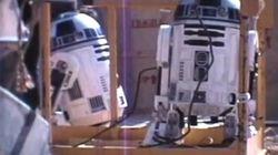 R2-D2 y compañía... ¡en Super 8! Lo nunca visto del