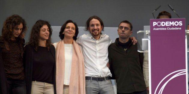 El sector afín a Pablo Iglesias toma el control de Podemos en las principales