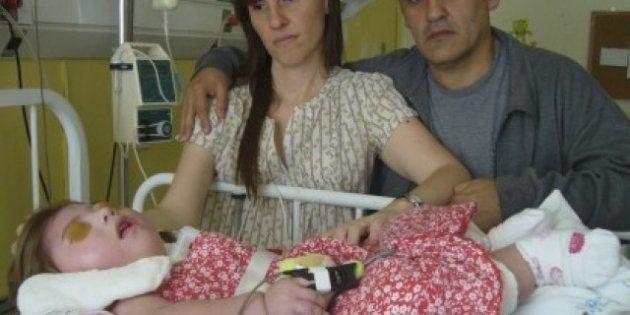 Muere a los 3 años la niña que simbolizó la Ley de Muerte Digna en