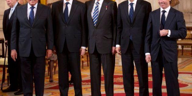 Aznar, Zapatero y Rajoy denunciados por ceder a los caprichos de la