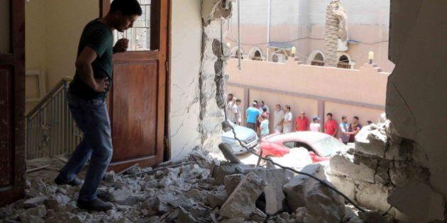 Violencia en Libia: mueren 23 trabajadores egipcios por un misil en