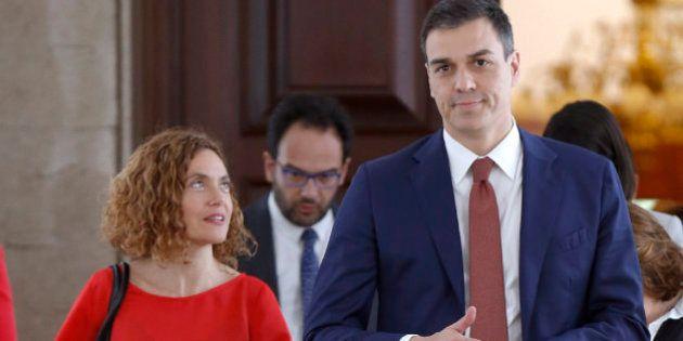Sánchez avala a Meritxell Batet para sustituir a Chacón y ella pide