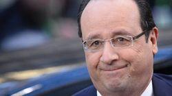 Hollande pide perdón por una broma sobre