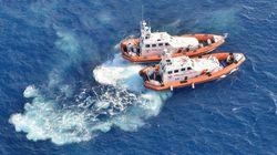 Doce inmigrantes muertos y 823 rescatados por la Guardia costera italiana frente a