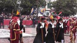La Toma de Granada 'enciende' la ciudad... y