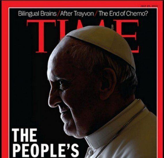 'Rolling Stone' dedica su portada al papa