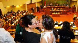 Chile aprueba las uniones civiles entre