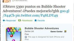 Fátima Báñez, 'pillada' en Twitter jugando a explotar