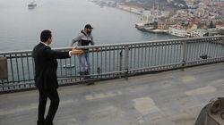 El presidente turco media para evitar que este hombre se