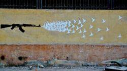 Los muros de libertad en Egipto: graffitis y arte callejero