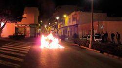 Incidentes en Roquetas de Mar tras ser apuñalado un