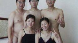 Las fotos de una orgía de miembros del Partido Comunista Chino revolucionan la
